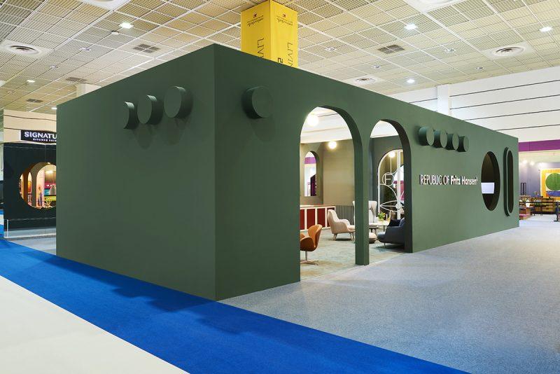 Fritz Hansen @ Seoul Living Design Fair by Hayon