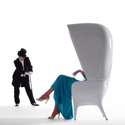 Showtime Armchair for BD