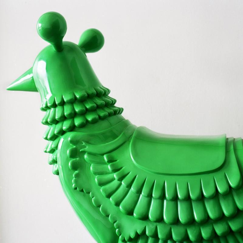 Green Chicken.