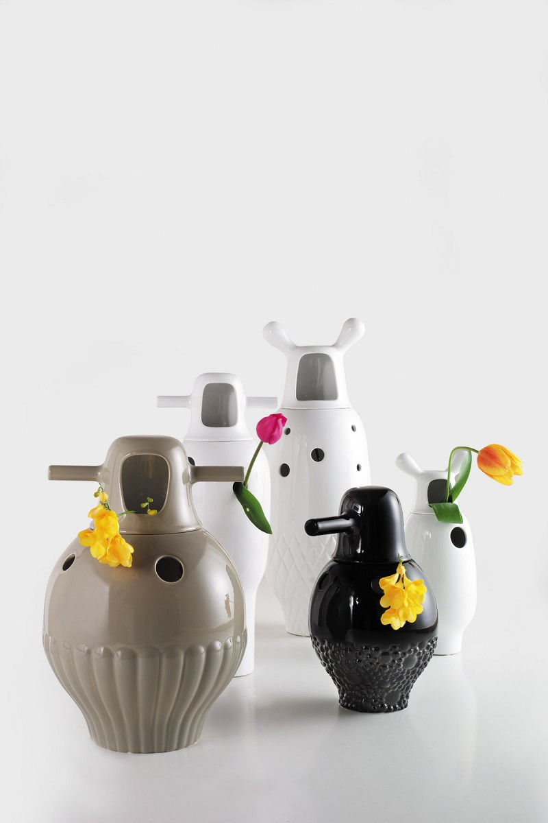 Showtime Vases for BD