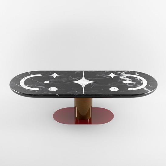 Hymy table