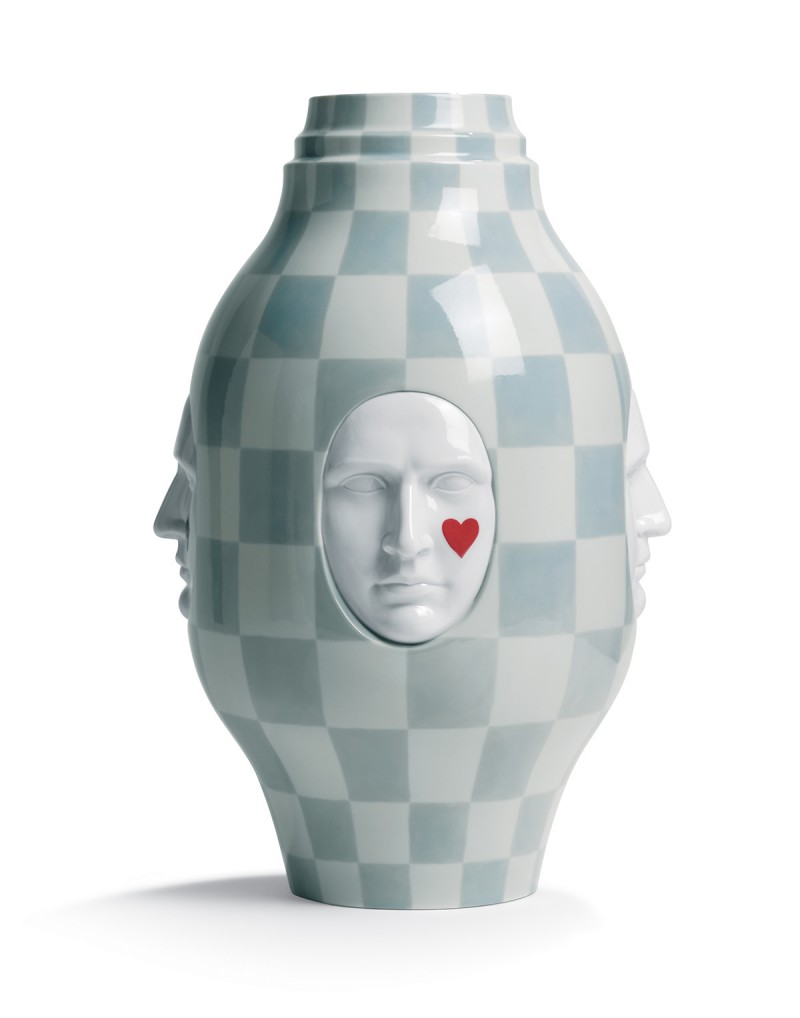 Conversation Vase, Fantasy Collection Lladró