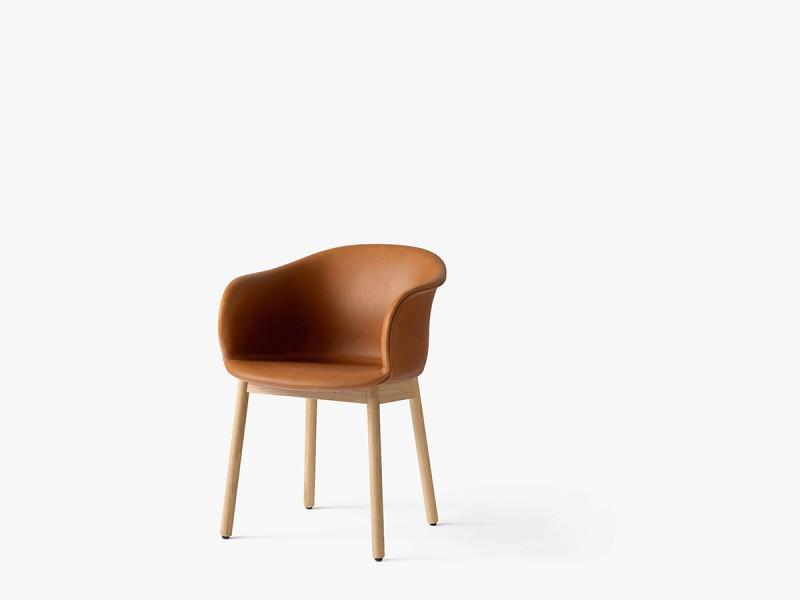 Elefy JH31 -Cognac Silk Leather