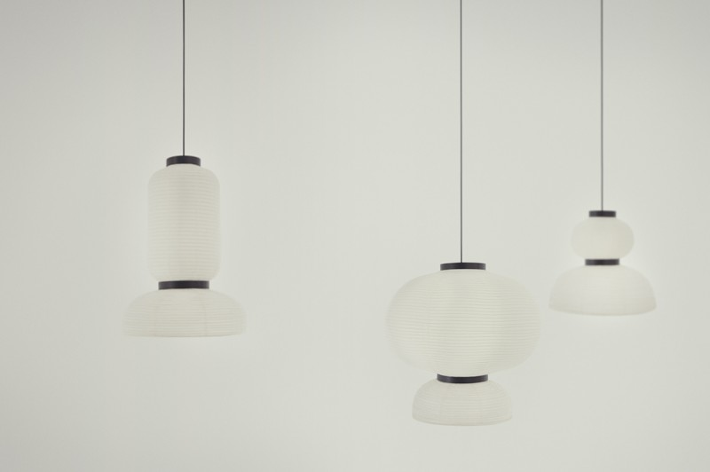 Formakami Lamps for &Tradition