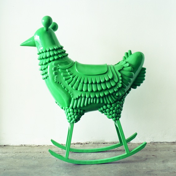 GREEN CHICKEN3p