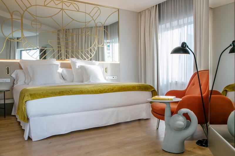Hotel Barceló Torre de Madrid 20 Standard Room