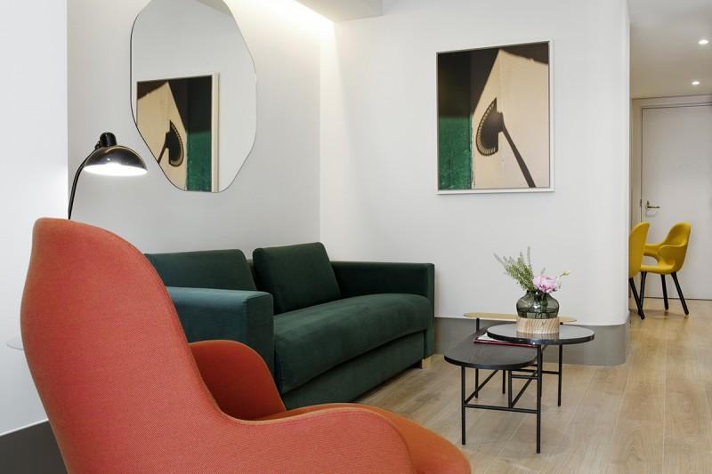 Hotel Barceló Torre de Madrid 22 Suite