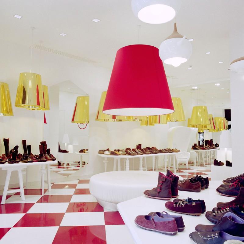 Camper Store Milan