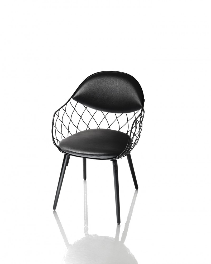 Piña Chair Magis Black
