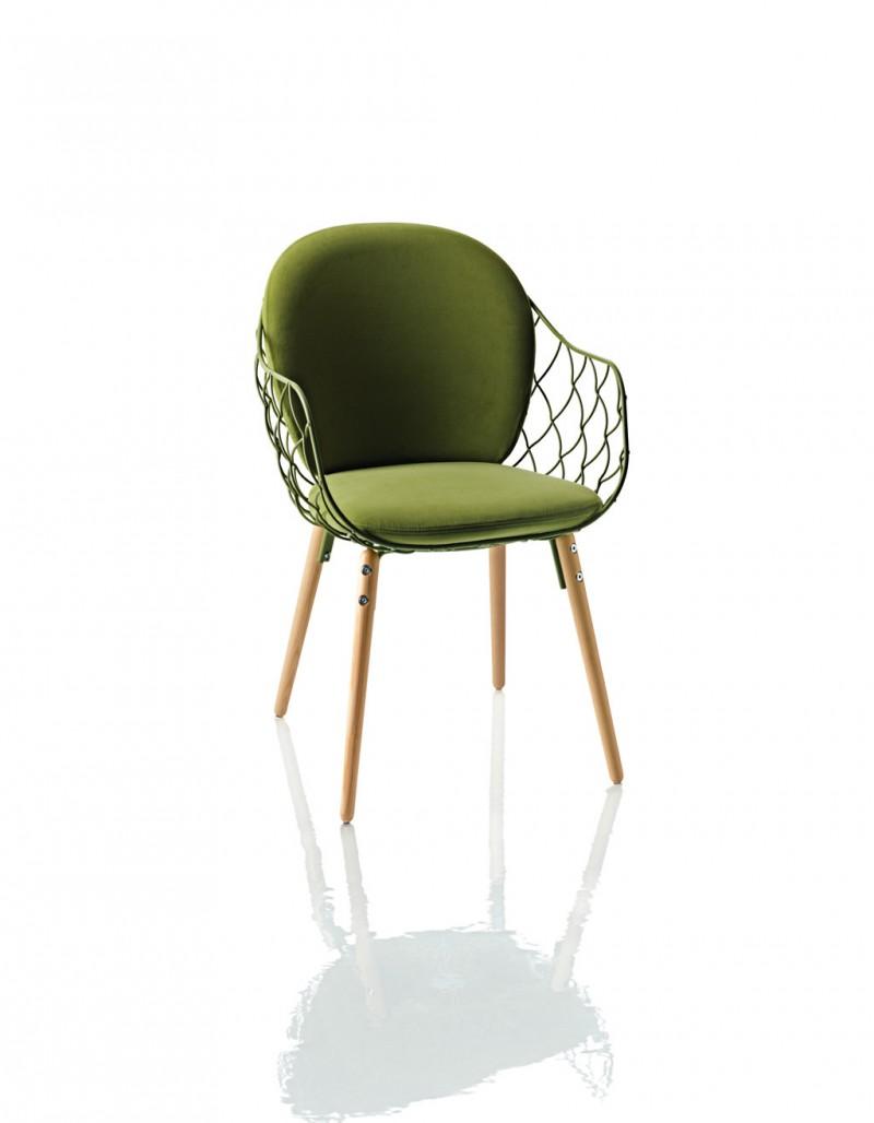Piña Chair Magis Green
