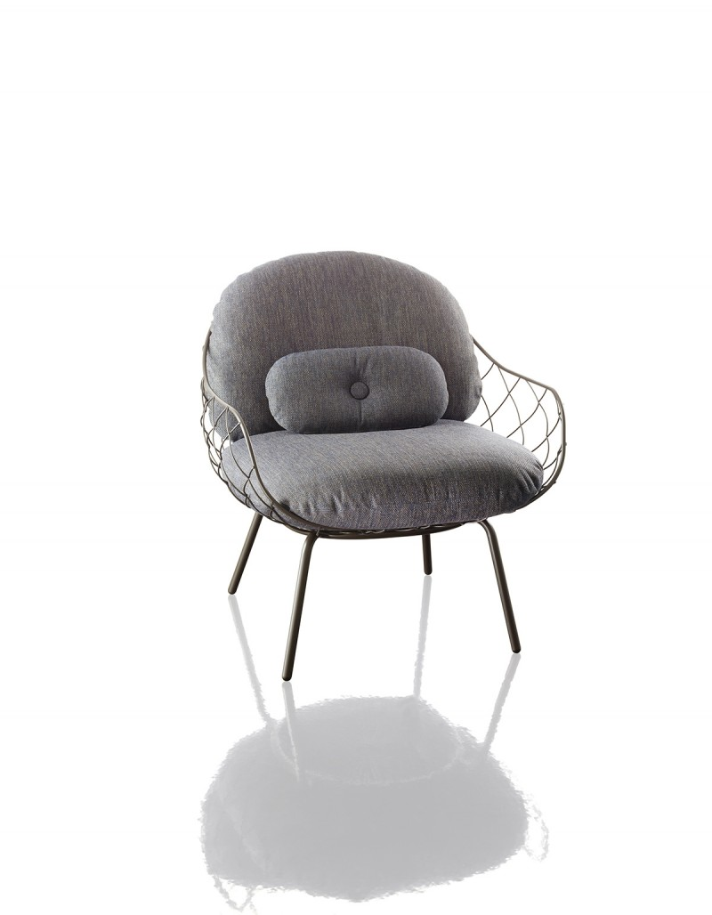 Piña Low Chair for Magis 2