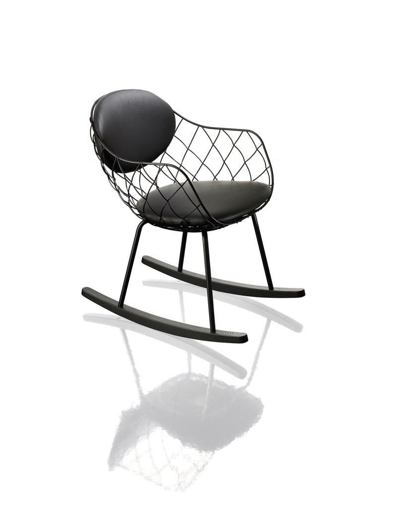 Piña Rocking Chair for Magis