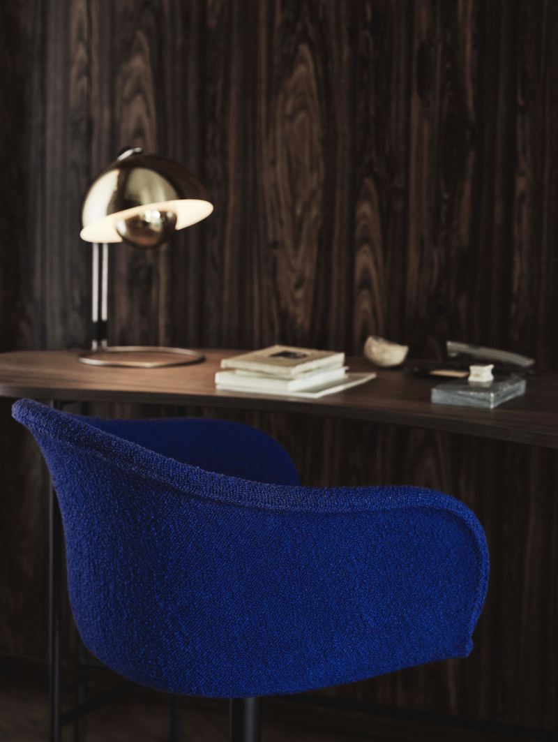 Elefy chair for &Tradition, Stockholm Furniture Fair