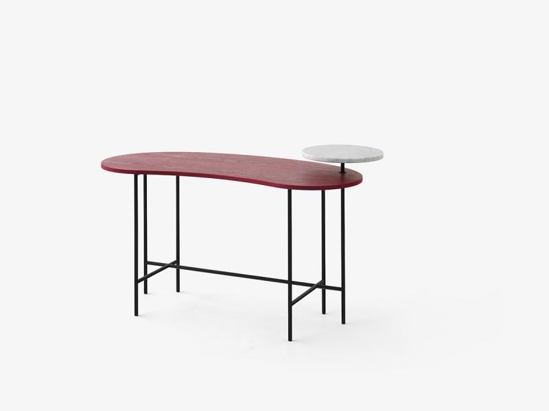 Palette Desk Red