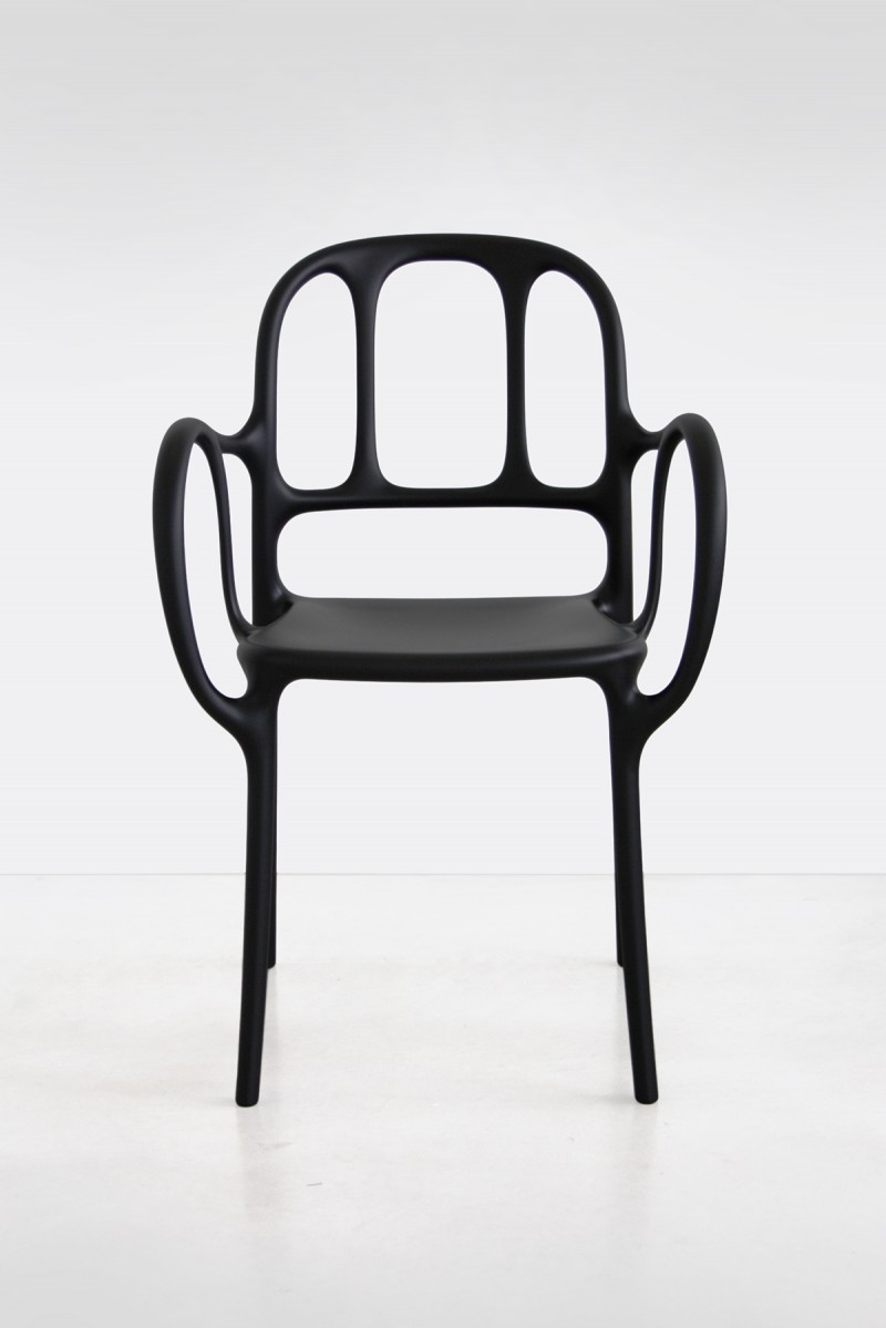 Milà Chair Black
