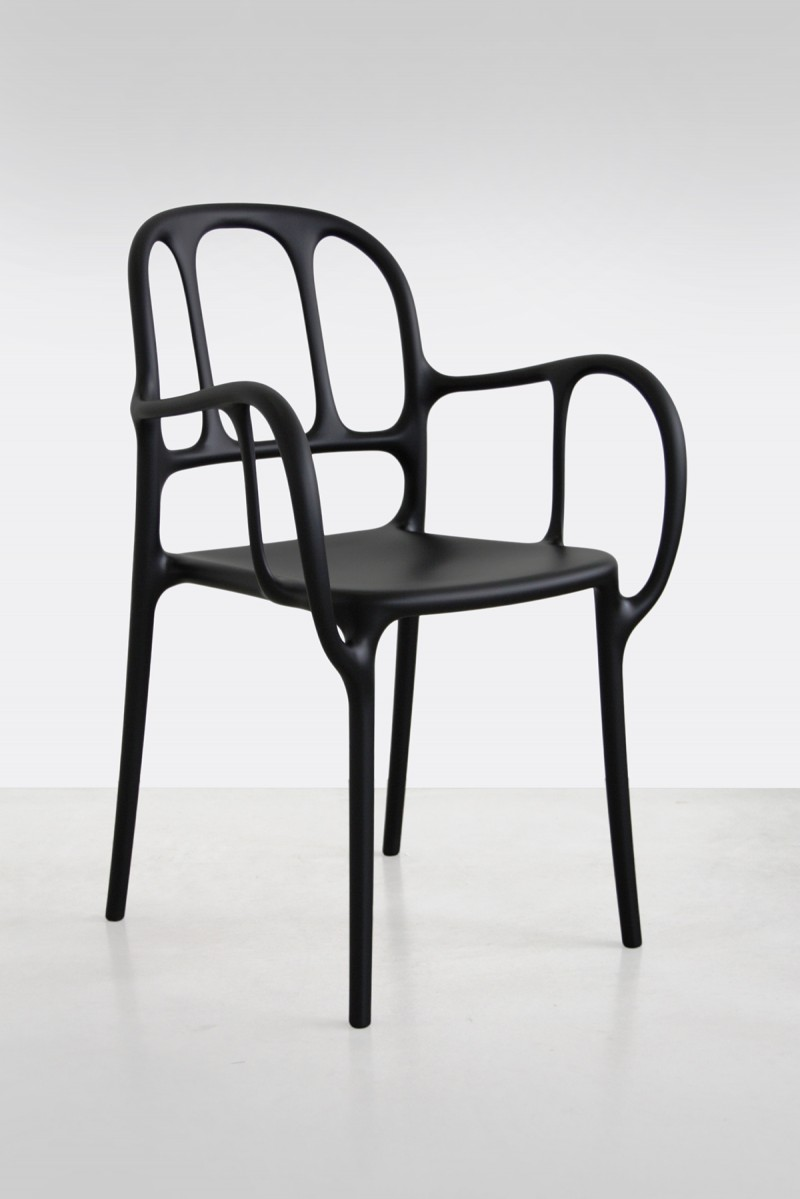 Milà Chair Black 1