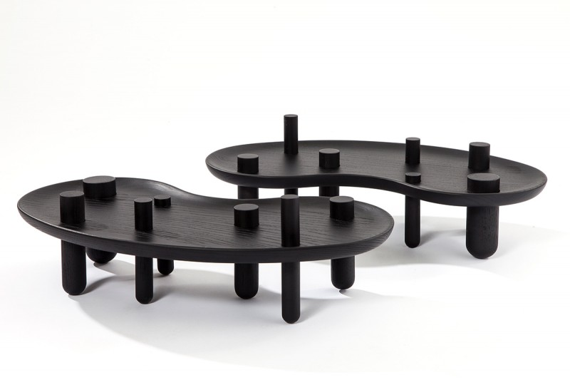 Réaction Poétique Tray Set for Cassina