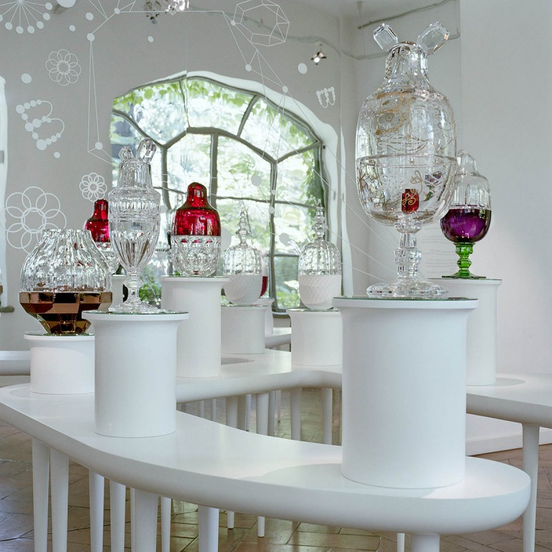 Crystal Candy at Rossana Orlandi