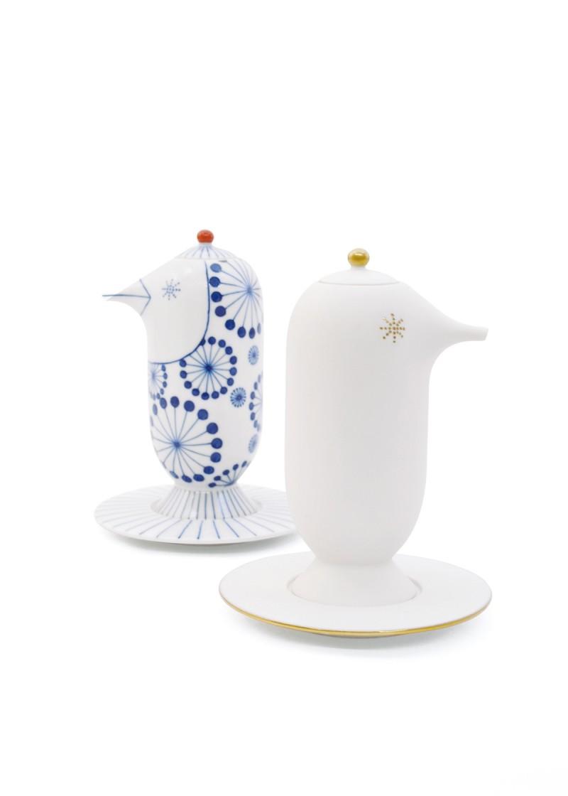 Forma Soy Pot Bird, Choemon