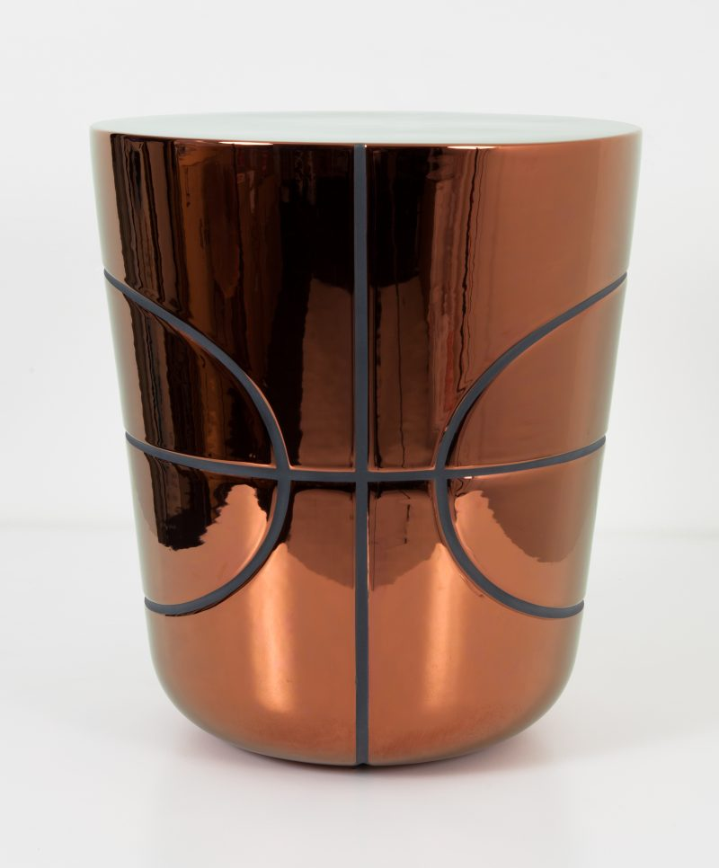Game On, Galerie Kreo, BASKET SIDE TABLE