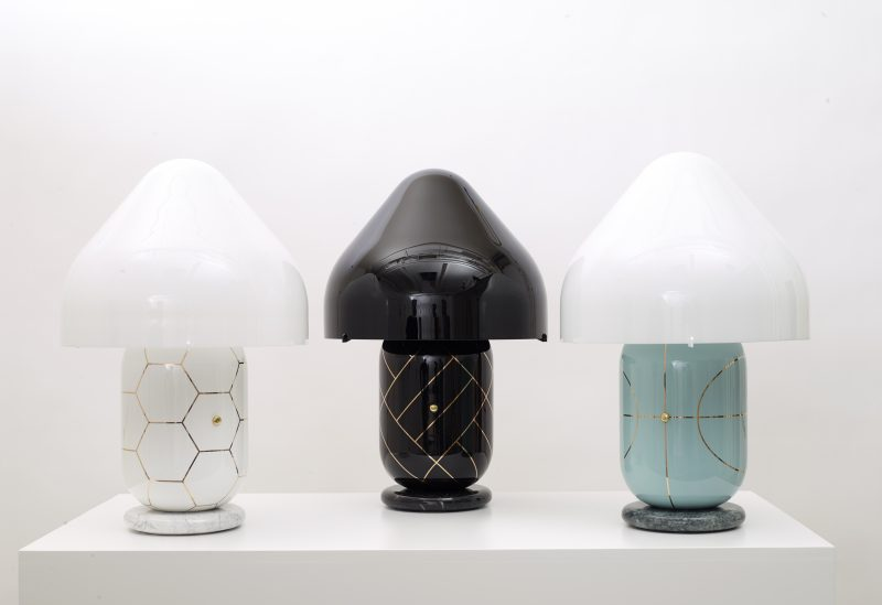 Game On, Galerie Kreo, GAME ON LAMPES