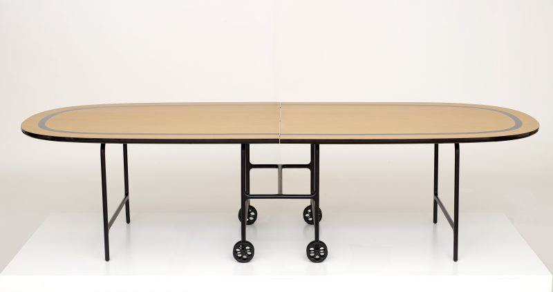 Game On, Galerie Kreo, PING PONG TABLE