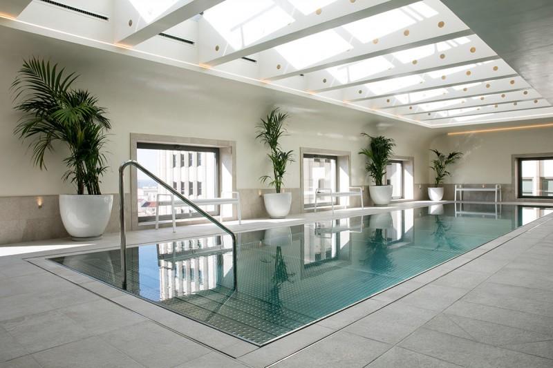 Hotel Barceló Torre de Madrid - Wellness Area