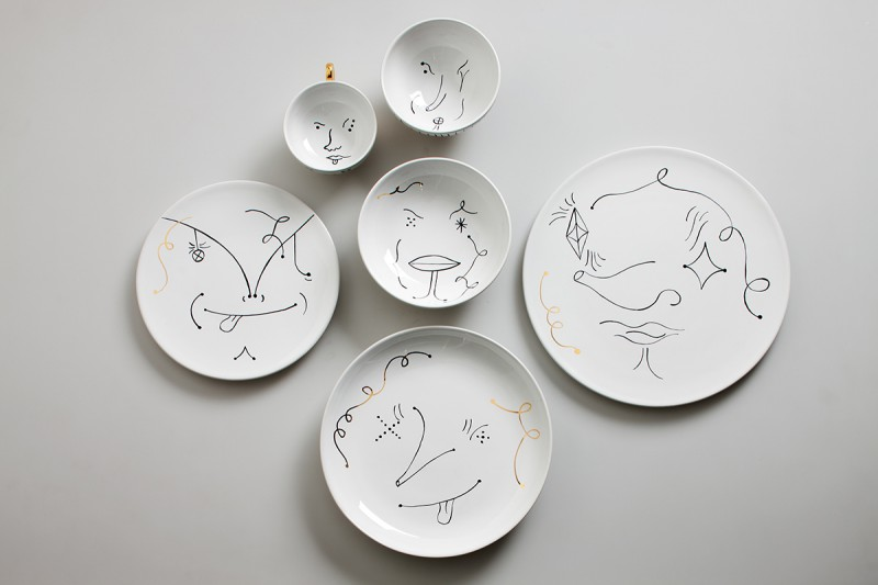 Plates for Bosa
