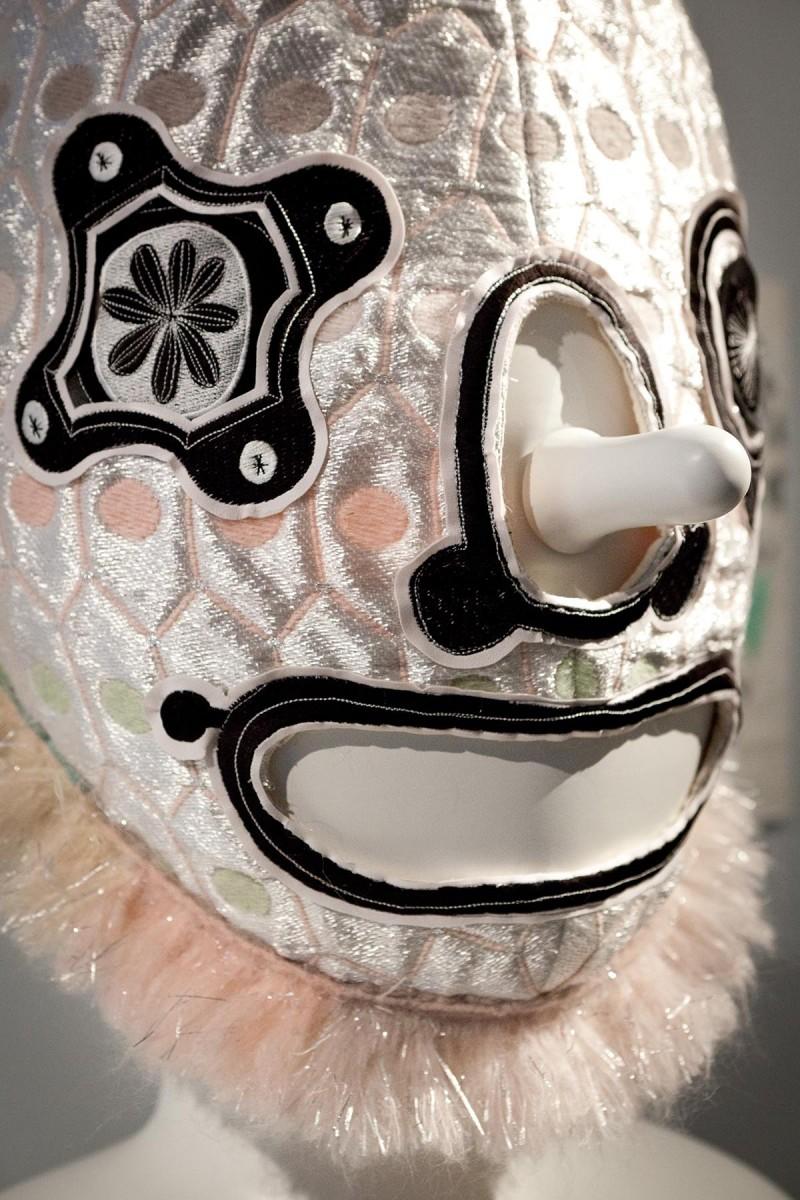 Que pasa Guey? Mask.