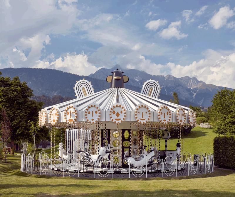 Swarovski Carousel by Jaime Hayon