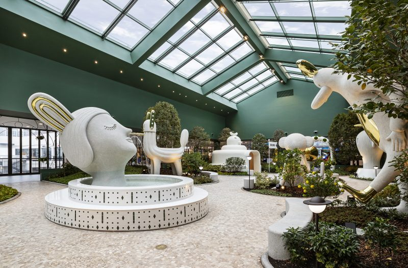 Jaime Hayon Garden