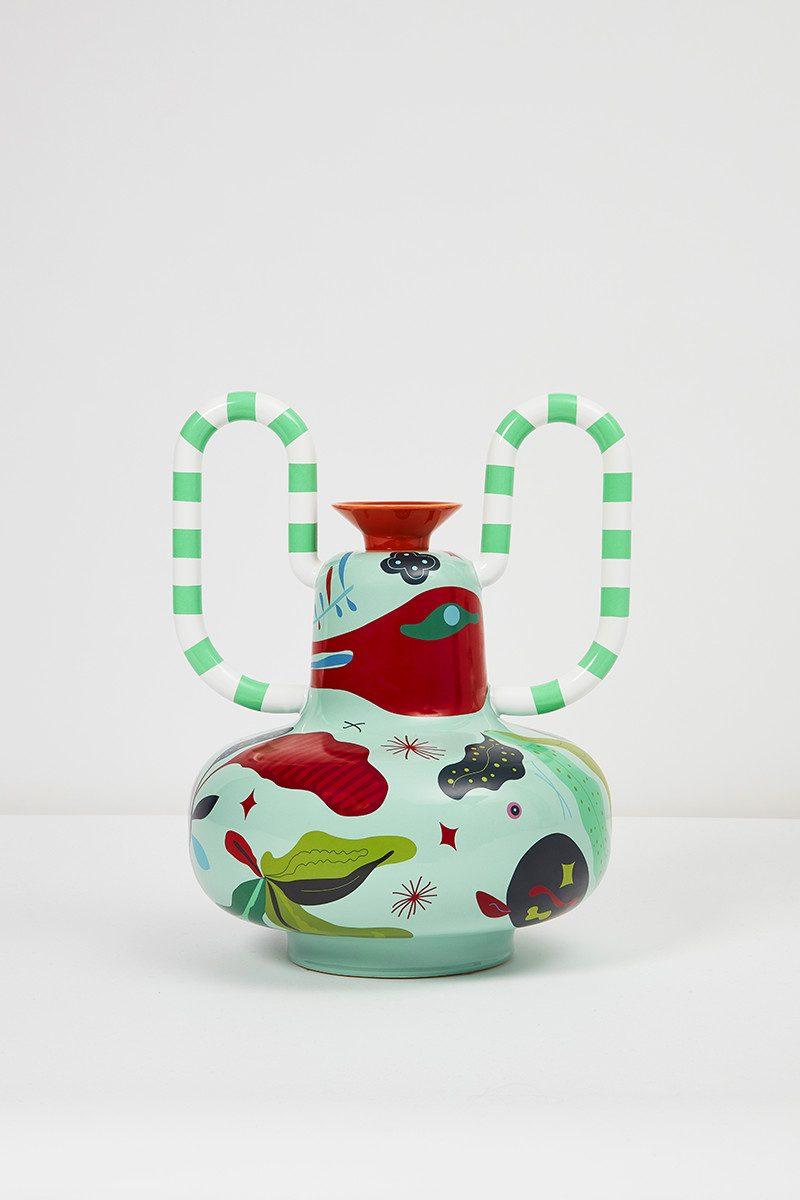 Oceanographic Vase