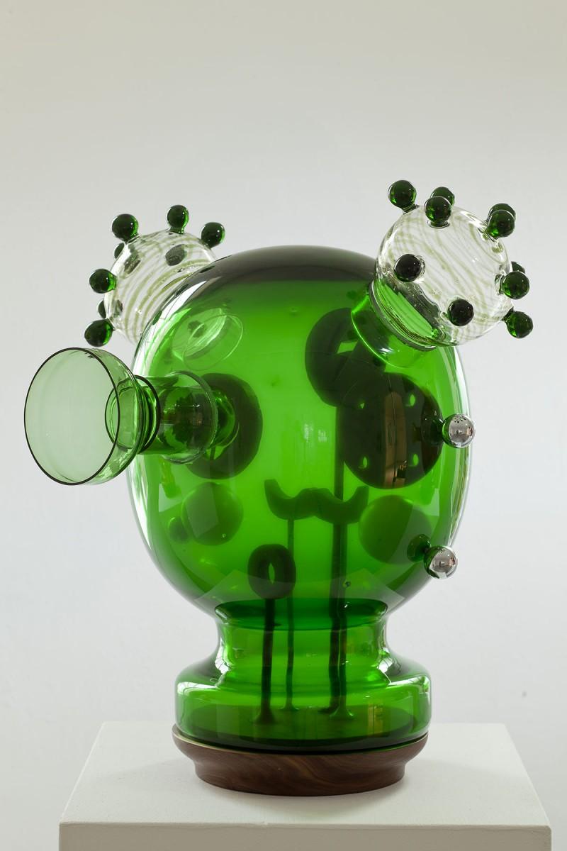 Testa Mechanica for Glasstress