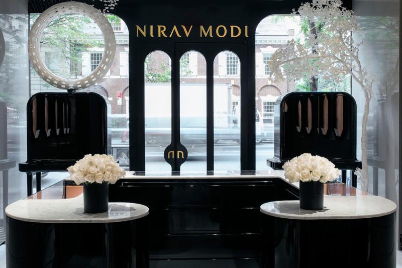 Nirav Modi, NY