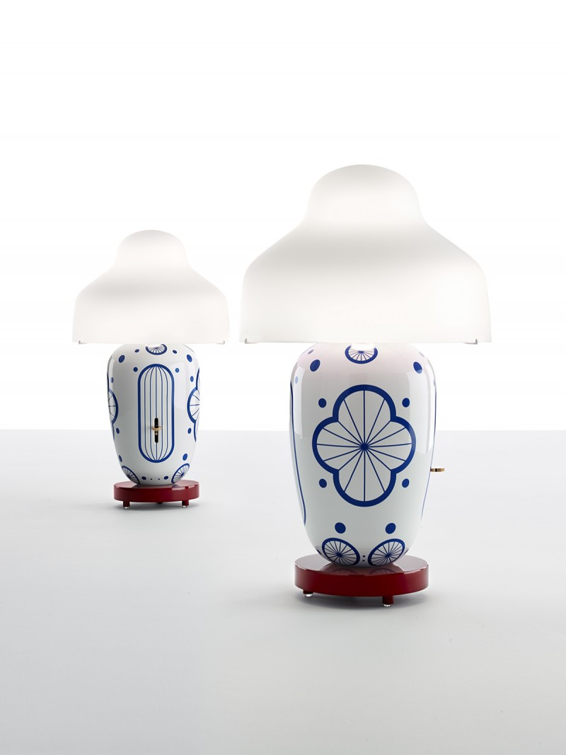 Parachilna Chinoz Lamp
