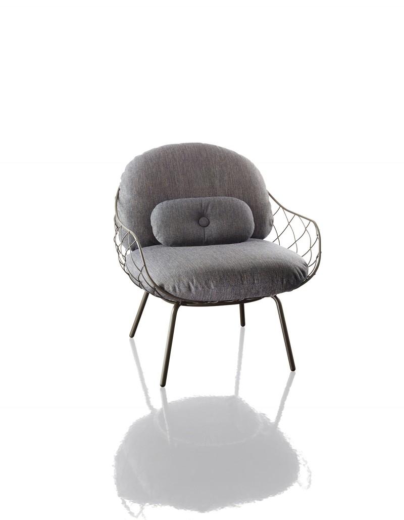 Piña Low Chair for Magis