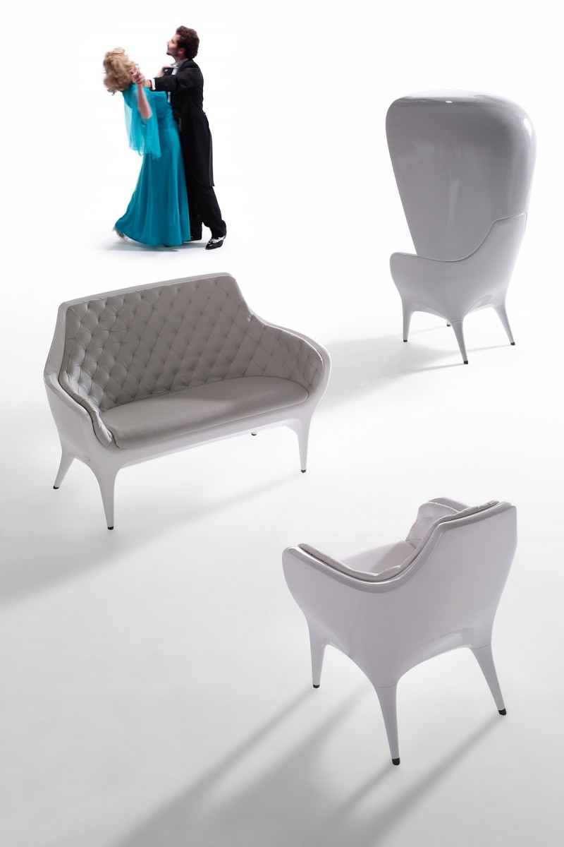 Showtime Sofa & Armchair for BD
