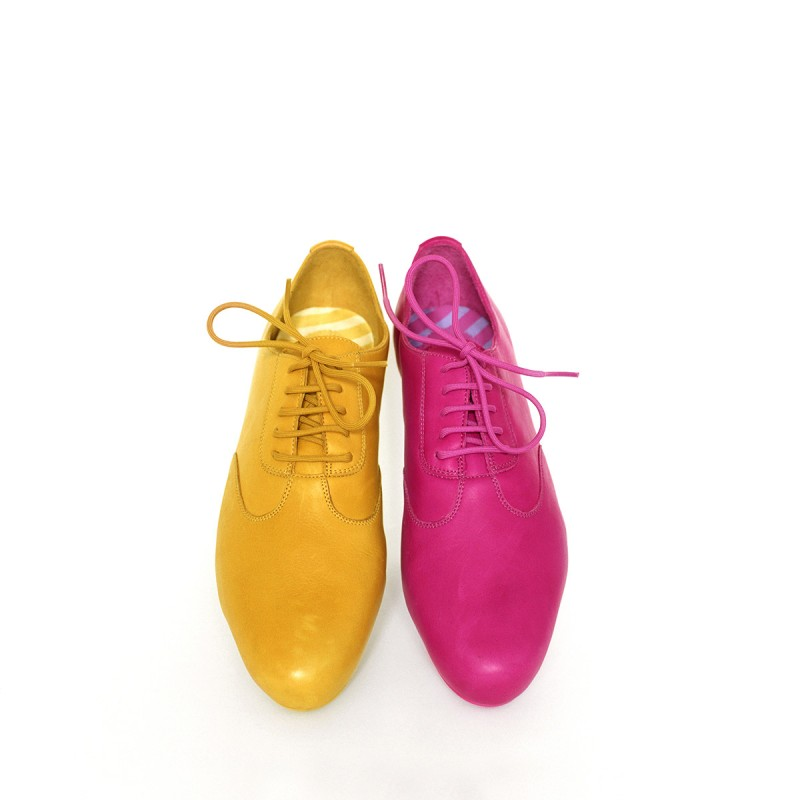 Camper Together With Jaime Hayon Summer Collection Yellow & Pink