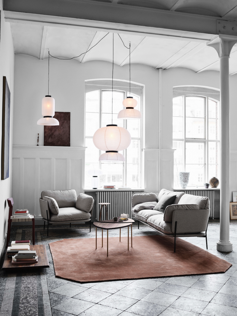 Formakami Collection for &Tradition, Stockholm Furniture Fair