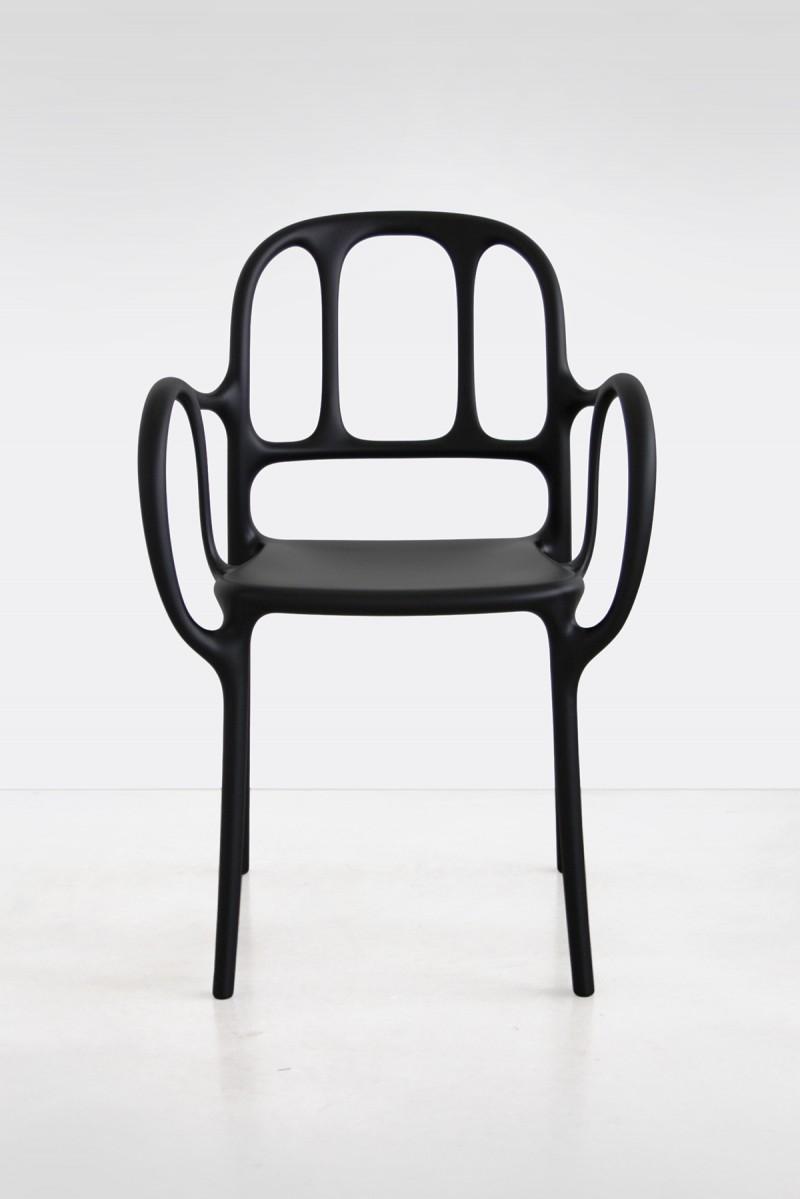 Milà Chair Black